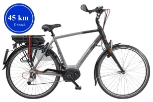 sparta heren E-speed 45km